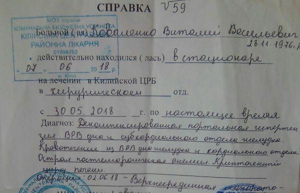 Коваленко Виталий Васильевич