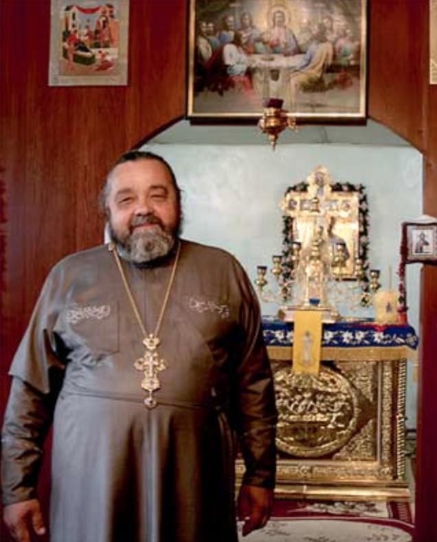 Протоієрей Володимир Прищепа