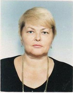 Семенихина Валентина Александровна