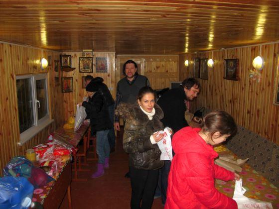День Святого Николая в детском онко-центре